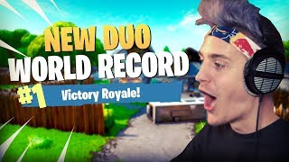 WE BEAT THE DUO WORLD RECORD!! 43 GAME WIN STREAK!