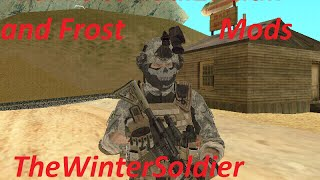 GTA Sa Frost ped.ifp - MW Animations