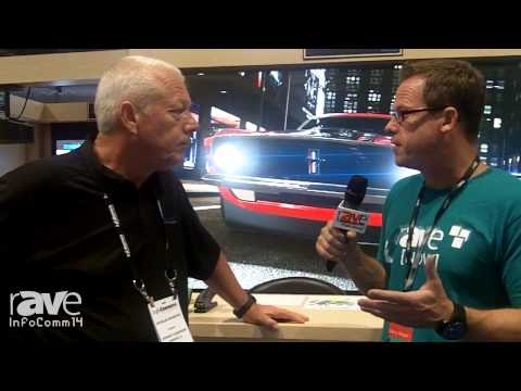InfoComm 2014: Gary Kayye Talks to Stewart's Doug Brashear About InfoComm, 4K, New Products and More