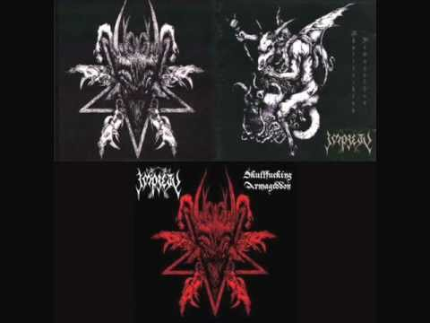 Impiety - Ironflames Of Hate