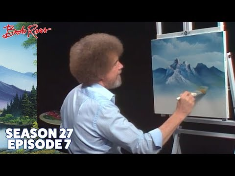 Bob Ross - A Spectacular View (Season 27 Episode 7)