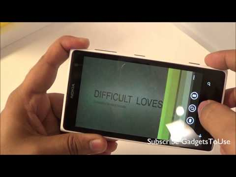Nokia Lumia 1020 Quick Review, Camera Demo, India Price and Specs and Comparison with 920