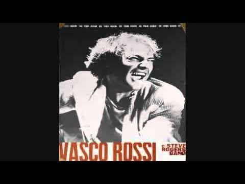 Vasco Rossi  - Live in Cesena 1981 -  La strega.