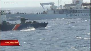 Truyền hình VOA 15/8/19: TQ đưa 2 tàu hải cảnh tối tân vào Bãi Tư Chính?
