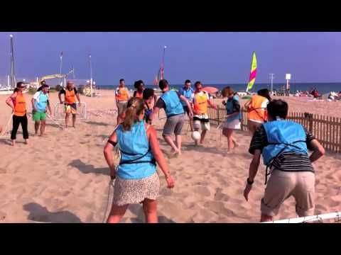 Outdoor Beach Games Beach Olympic Games