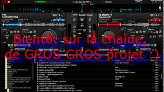 Mix 2012 sur Virtual DJ (N°18) - 100% DanceFloor - [HD]