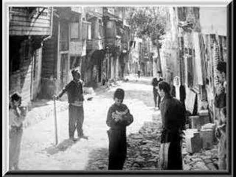 Eski İstanbul Halkından Görüntüler