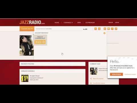 ADIO Israel POst EMS JazzRadio 06 04 2016