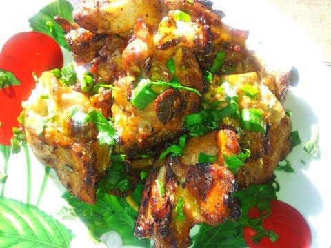 Шашлык. Рецепт шашлыка из кролика (barbecue)