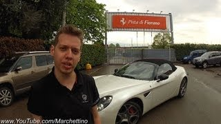 Marchettino in Monaco Ep.3 – Going to Maranello, then Home