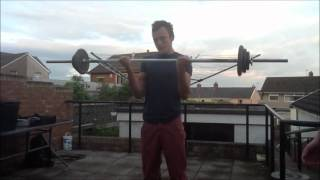 How to build muscle - The Josh Roles way (very funny)