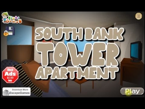 Escape From South Bank Tower Apartment walkthrough - Eightgames..