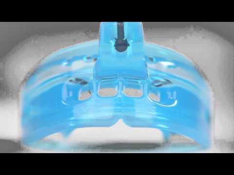 Shock Doctor duplasoros fogszabályzós fogvédő termékbemutató videó