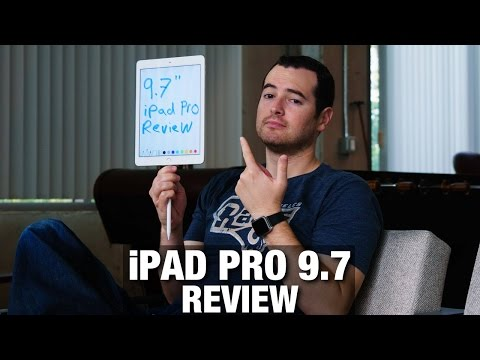 Come on Apple?! (iPad Pro 9.7 Review)