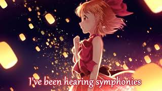Nightcore :- Symphony (Lyric)