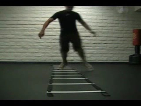 Agility Ladder Drills 2