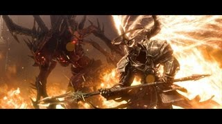 Diablo III End of Days TV Spot