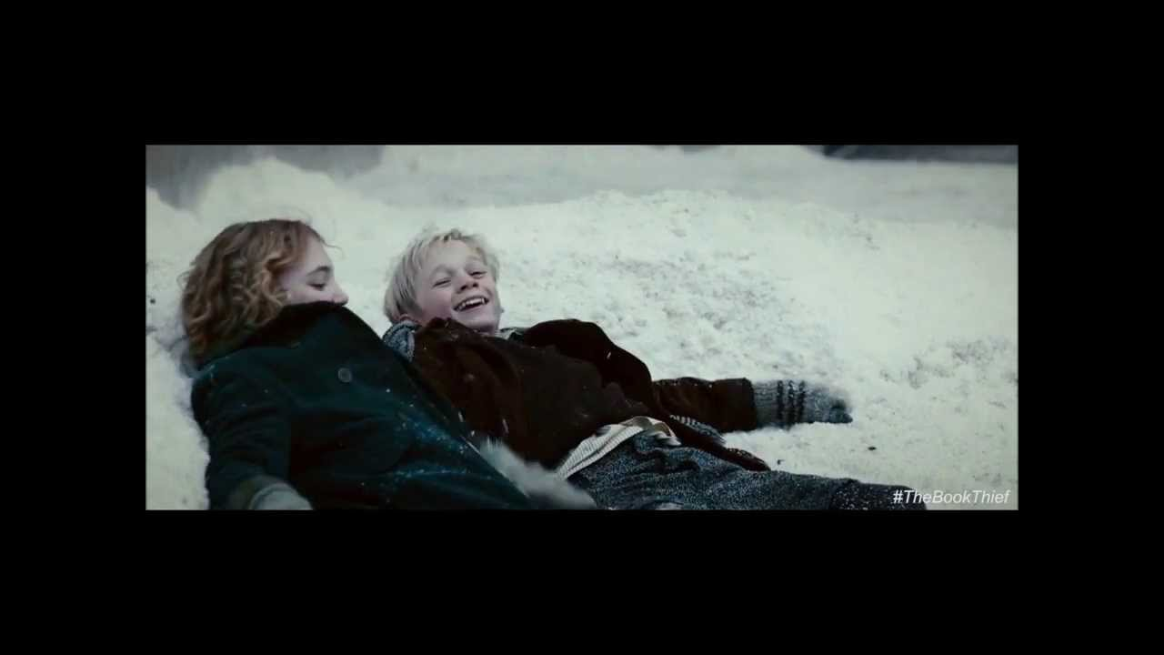 the book thief movie max and liesel images the book thief rudy