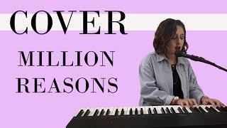 MILLION REASONS (cover) - Sarah Baltini