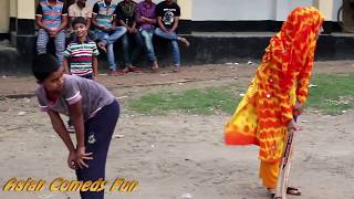 Gully Cricket T20 Funny Match 2017  | Short Funny Prank Cricket game for kids & Grils
