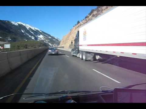 Bostig Conversion: Final Exam on I-70 in Colorado