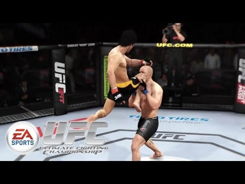 Remember to select 720p HD�� Bruce Lee vs Georges St-Pierre E3 2014 Gameplay Platforms: Playstation 4 & Xbox One Genre: Fighting Publisher: Electronic Arts Developer: EA Sports...