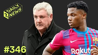 Ansu Fati's BAD NEWS for Barcelona + Bruce could LEAVE!