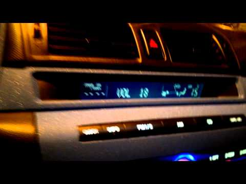 Тюнинг mazda 3. Подсветка магнитолы,климата. Инверсия дисплея.Tuning mazda 3. Backlight radio , clim