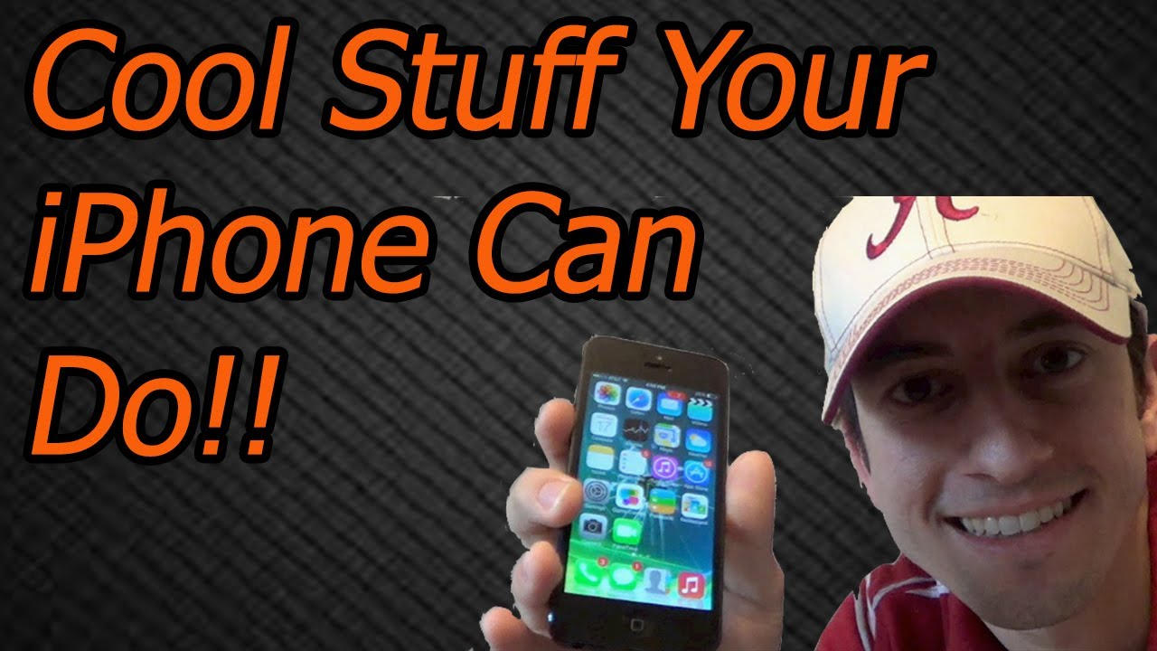 Cool Stuff Your IPhone Can Do How To Turn Your IPhone