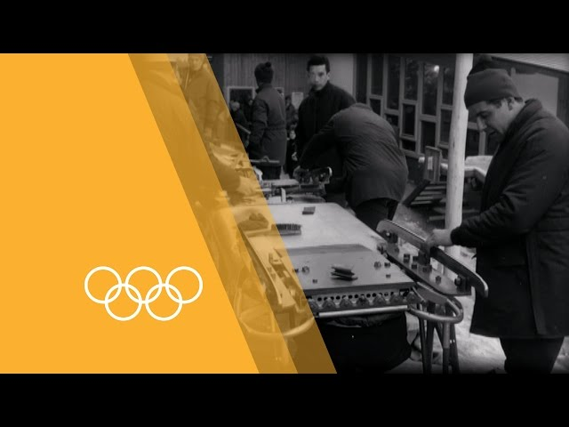 Tony Nash on the 1964 Innsbruck Winter Olympics Bobsleigh | Words of Olympians