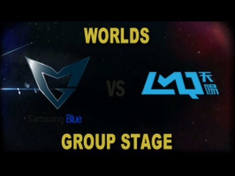 SSB vs LMQ - 2014 World Championship Groups C and D D2G6