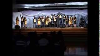 UKZN Westville SCF Worship Team Concert 2012 A Wonderful God