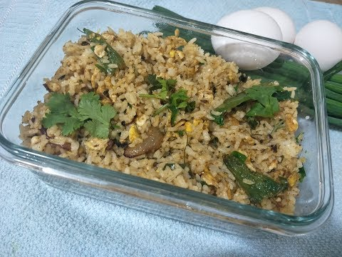 Masala Egg Rice || Instant Rice Recipe|| Lunch Box Recipe || Egg rice in 10 Minutes