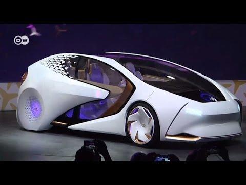 Самоуправляемые автомобили становятся реальностью