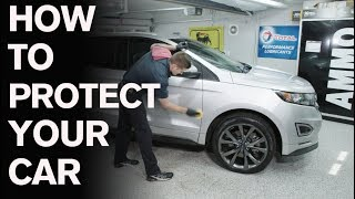 How to Protect Your Car: ATA 105