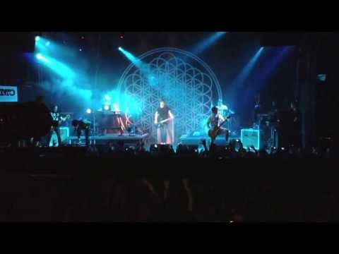 Bring Me The Horizon - Shadow Moses + Chelsea Smile (live in Bratislava)