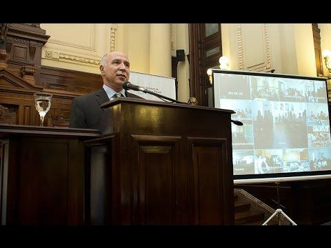Ricardo Lorenzetti expuso sobre el nuevo Código Civil y Comercial