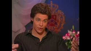 The Princess Diaries 2: Royal Engagement Chris Pine Movie Interview The
