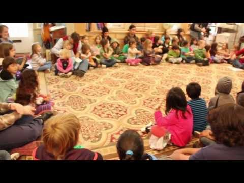 The Circle School: Teaching Peace - 03/21/2014