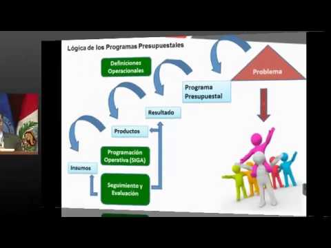 Current situation of budget programs related to health... - Victor Bocangel