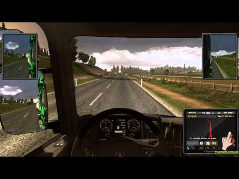 Euro Truck Simulator 2 Gameplay PC HD (Comentariu In Romana) [GamePad]
