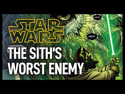 The enemy the SITH feared the most [CANON]