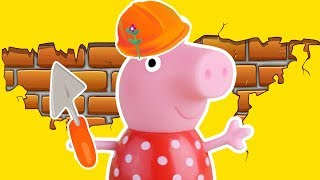 Finger Family Pepa Pig Family Party! Nursery Rhymes Songs For Babies!
