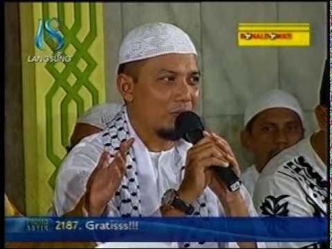 AL HABIB HASAN ASSEGAF  USTAD ARIFIN ILHAM DAKWAH JALAN KAMI