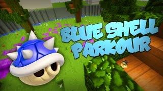 Minecraft Parkour | PURPLE SLIME JUNGLE JUMPS! | Blueshell Parkour w/ TrueMU (Minecraft Parkour)