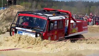 NEW! Truck trial in deep water - Off Road MUDFEST Milovice