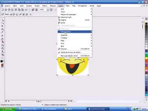 Video-aulas Suite Corel (Draw x Photopaint) - Aula 60