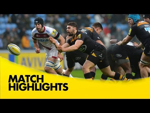 Watch: Highlights of Wasps Vs Sale