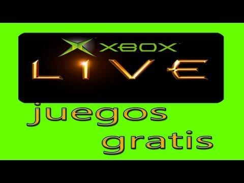 XBOX LIVE. Juegos GRATIS!!.