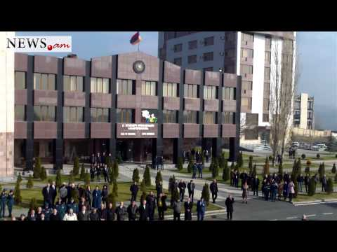 Ministry of  Territorial Administration and Emergency Situations of RA was given a air balloon